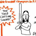 Backward Compatibility: a two-edged sword